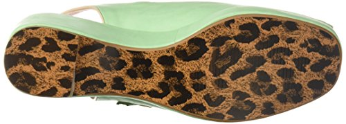 Bettie Pagina Dames Bp242-faye Wig Sandaal Mint
