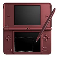 Nintendo DSi XL - Rosso Vinaccia