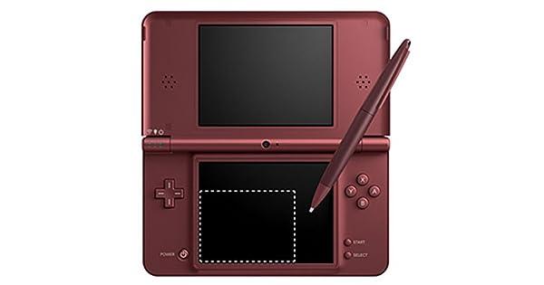 Nintendo DSi HW XL Rojo Cereza: Amazon.es: Videojuegos