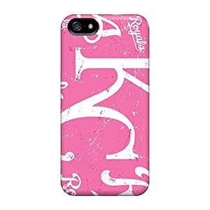 New Premium Luoxunmobile333 Kansas City Royals Skin Cases Covers Excellent Fitted For Ipod Touch 4