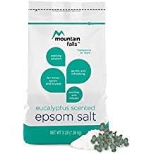 Mountain Falls Epsom Salt, Eucalyptus Scented, 3 Pound