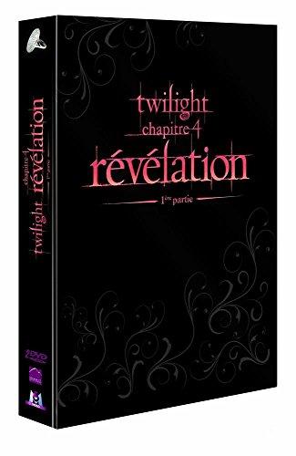 Twilight - Chapitre 4 : Révélation, 1e partie - Edition Collector ()
