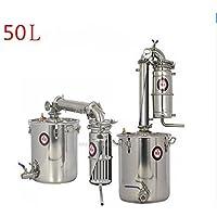 45L Distiller Bar Household facilities wine limbeck distilled water liquor large capacity vodka maker brew alcohol whisky 110V