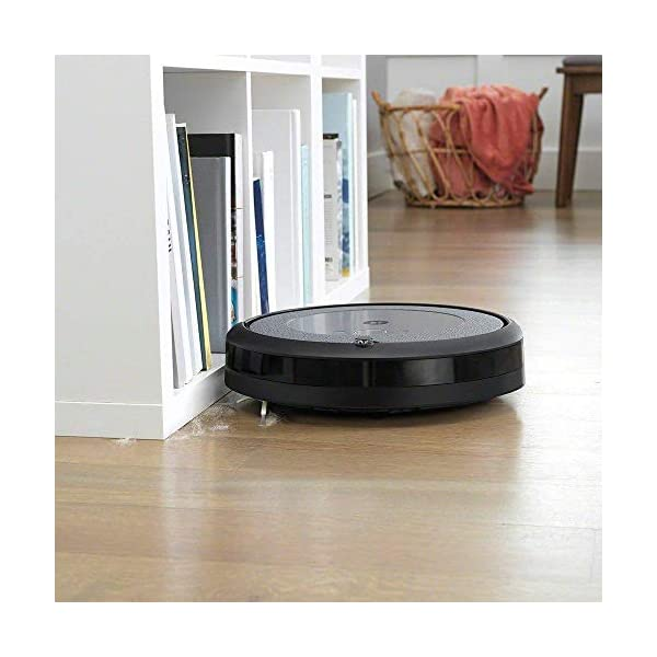 iRobot Roomba i3+ (3550) Robot Vacuum with Automatic Dirt Disposal Disposal - Empties Itself, Wi-Fi Connected Mapping… 3