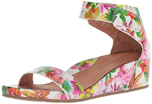 Gianna Ankle Palm with Wedge Souls Strap Gentle Sandal Multi Womens Sw6fnE
