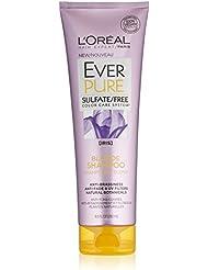 L'Oréal Paris EverPure Blonde Shampoo Sulfate Free, 8.5 fl. oz.