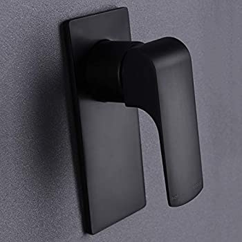Sigle Function Shower Valve 2314-09 Shower Faucet Valve Bathroom Faucet Valve Trim ZUKKI Wall Mount Shower Mixer Water Mixer Valve and Trim Kit