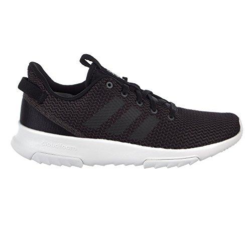 adidas NEO Men's CF Racer TR Running-Shoes, Utility Black/Black/White, 10 Medium US Tr Trail Running Shoes