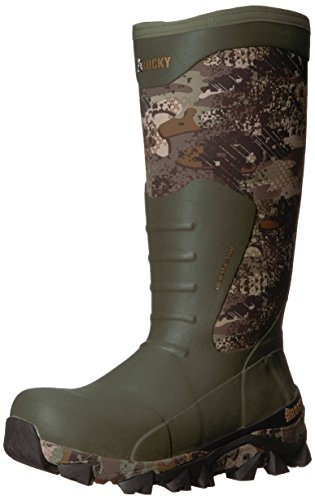 Rocky Men's RKS0328 Rain Boot Venator Camoflauge sale for cheap qtkEQ