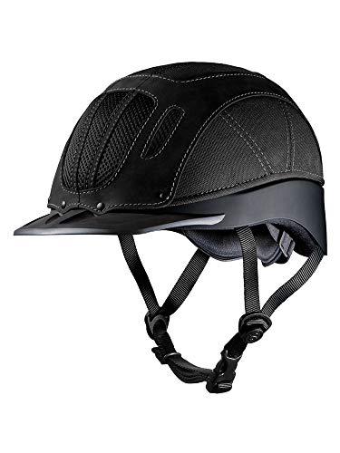 Troxel Sierra Helmet, Black, Large ()