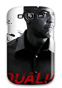 Hot YfuCUSj4056jbNek Case Cover Protector For Galaxy S3- The Equalizer