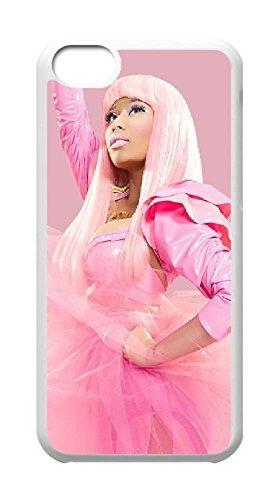 Iphone 5C custom case,Iphone 5C,Nicki Minaj case,Pink Cover Case for Iphone 5C.