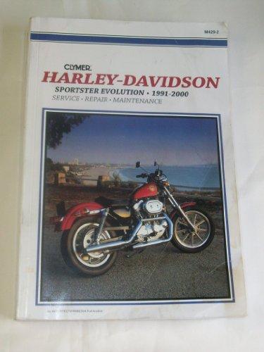 Descargar Libro Clymer Harley Davidson Sportster Evolution 1991-2000 Desconocido