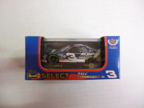 Dale Earnhardt JR. #3 AC Delco Die Cast Replica 1:64 Scale by Revell ()