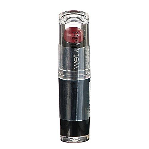 WET N WILD Mega Last Matte Lip Cover Lipstick - Cherry Bomb (Wet N Wild Megalast Lipstick Cherry Bomb)