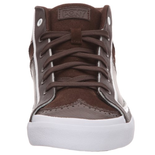 Feed Scarpe Wingtip Chocolat Marrone sportive Cat uomo The Pony ZIwqa1dZ