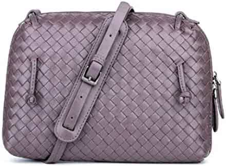 92b8d92c2c79 Shopping Leather - Silvers or Purples - Crossbody Bags - Handbags ...