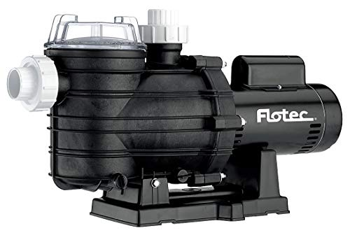 Flotec 1-1/2 HP In-Ground Swimming Pool Pump, 2-Speed, 7.6 Amps - FPT20515