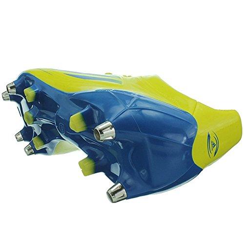 ADIDAS adizero RS7 Pro XTR Bota de Rugby Caballero Amarillo-Azul