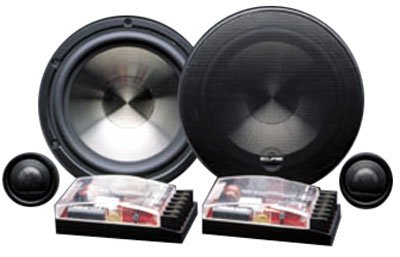Eclipse SC8264 6.5-Inch 85 Watts RMS 2 Way Component Set 170W Max