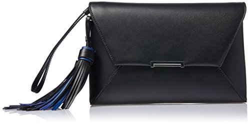 Ivanka Trump Mara Envelope Clutch, Black by Ivanka Trump