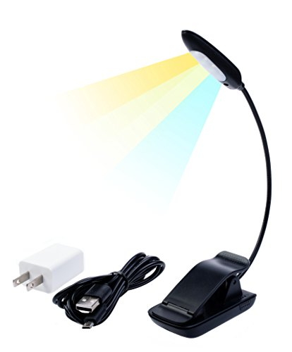 Led Personal Reading Light in US - 7