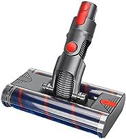 FUNTECK Multi-Directional Soft Roller Head for Dyson Stick Vacuum Cleaners V7 V8 V10 V11 V15