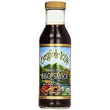 Organicville 38075 Organic Original Bbq Sauce