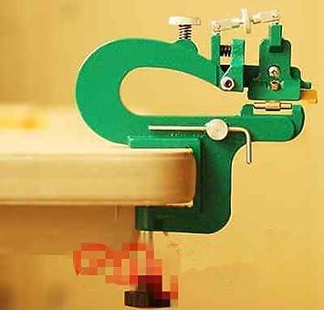 Nueva calidad 809G DIY Manual de piel cuchilla y y máquina de pelar divisor