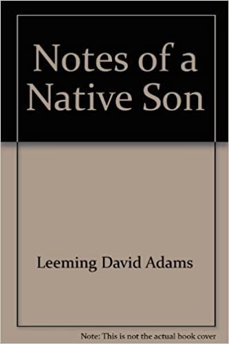 notes of a native son james baldwin com books