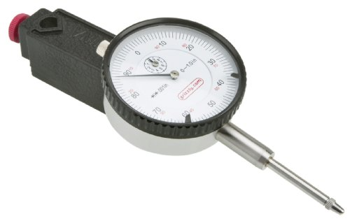Grizzly G9623 Magnetic Base with Indicator with 1-Inch Travel by Grizzly