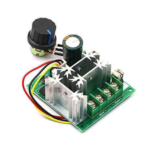 CenryKay Motor Speed Controller 6V-90V 15A Universal PWM Controller DC  Motor Speed Controller Supports PLC