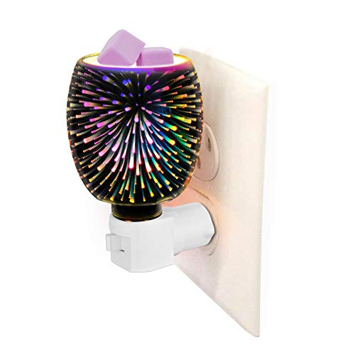 Pluggable Fragrance Warmer Decorative Essential product image
