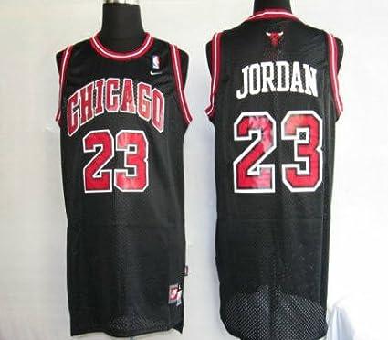 0ee2dfea50e ... where to buy nike chicago bulls 23 michael jordan black jersey size xxl  61676 bf839 ...