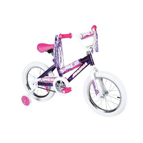 UPC 087876053040, Dynacraft Girl's Magna Stardom Bike (Purple/Pink, 16-Inch)