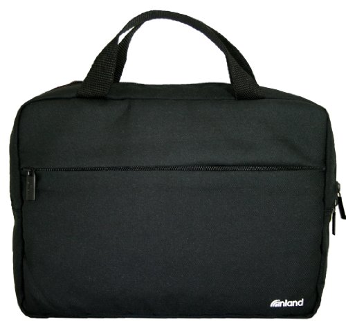 Inland Pro 15.6-Inch Notebook Bag, Black (02438)