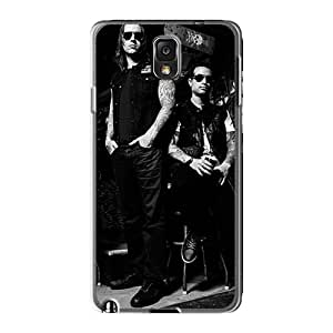 LauraAdamicska Samsung Galaxy Note3 Excellent Cell-phone Hard Cover Provide Private Custom Trendy Avenged Sevenfold Skin [Zue8316iaoB]