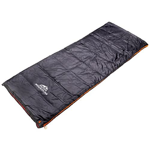 Sac de couchage sarcophage Gigoteuse couverture d'Tente Sleeping Bag Camping 200x 80cm