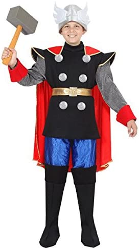 Pegasus Traje Disfraz máscara de Carnaval Niño - DIO Thor - Talla ...
