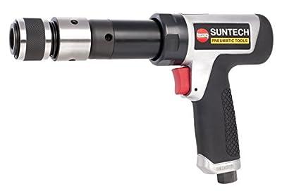 SUNTECH SM-108 Sunmatch Power Angle Grinders, Silver/Black