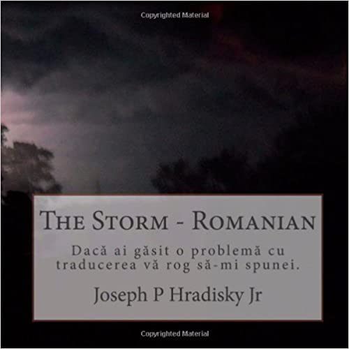 The Storm - Romanian