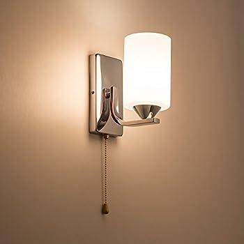 Modern sconce wall lights led indoor lighting wall mounted bedside lamps simple modern led lamp 110v