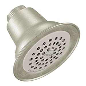 Moen 6303EPBN One-Function Eco-Performance Shower Head, Brushed Nickel