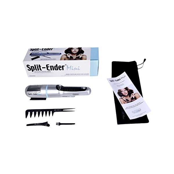 Split Ender Mini Split End Hair Trimmer - Blue