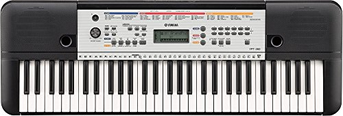 Yamaha YPT260 61-Key Portable Keyboard with Power Adapter (Amazon-Exclusive) - Image 1