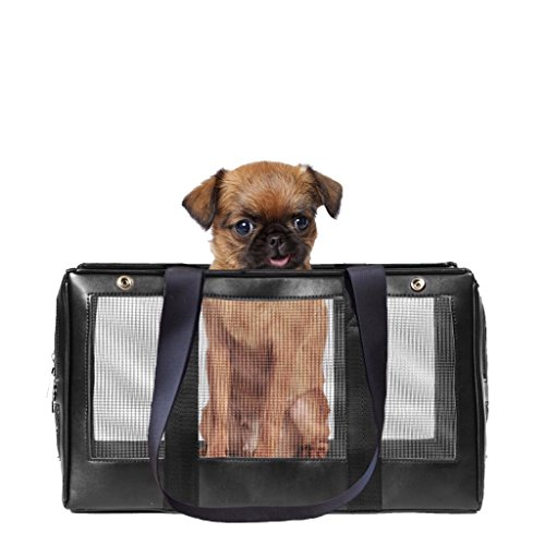 MISO PUP The Airline Approved Interchangeable Soft Sided Pet Carrier for Small Dogs