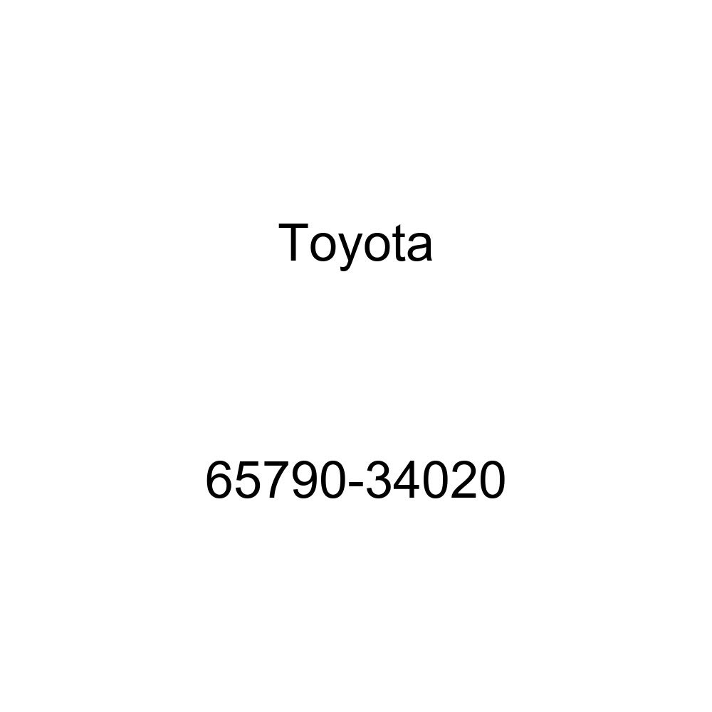 Toyota 65790-34020 Tailgate Lock Assembly