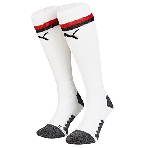 PUMA 2018-2019 AC Milan Home Football Socks (White)