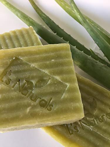 - L's Naturals Aloe Vera Shampoo Bar Soap