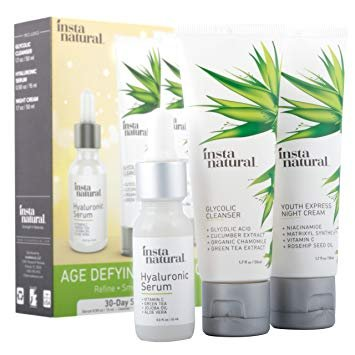 Natural Age Defying Skin Care